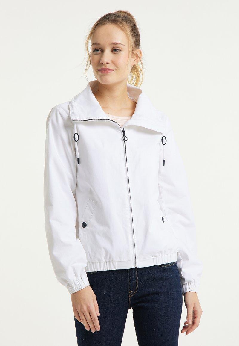 DreiMaster - Light jacket - weiss