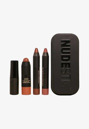 SUNKISSED NUDES MINI - SCHMINKSET GESICHT - Makeup set - SUNKISSED NUDES 3 PC MINI KIT