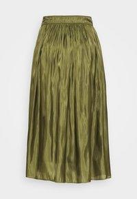 comma - KURZ - A-line skirt - deep green - 1