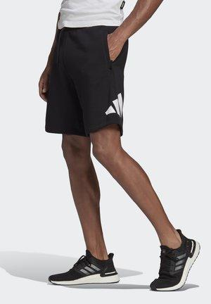 M FI SHORT - Sports shorts - black