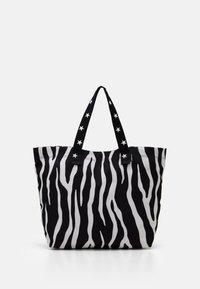 Converse - TOTE - Bolso shopping - zebra leopard/star - 0