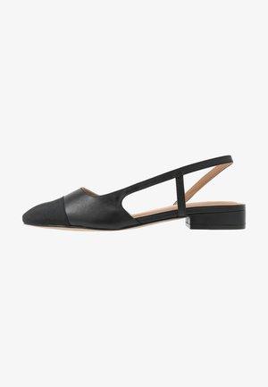 CORALLINA - Sandals - black