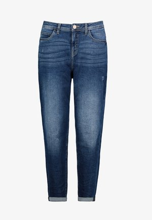 Relaxed fit jeans - dark-blue