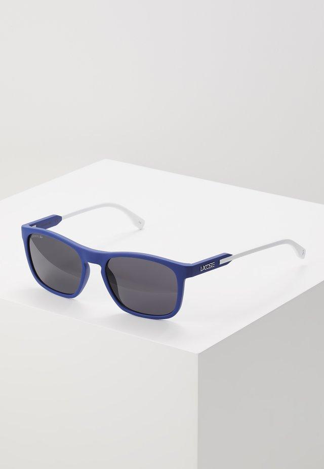 Solbriller - blue/white