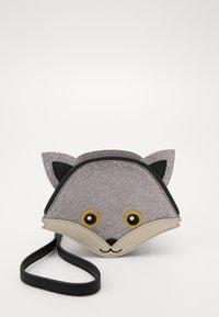 Molo - FOX BAG - Taška spříčným popruhem - glitter - 0