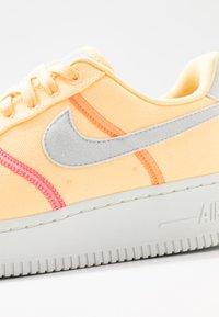 Nike Sportswear - AIR FORCE 1 - Trainers - melon tint/summit white/poison green/pink blast/hyper crimson/blue fury - 5