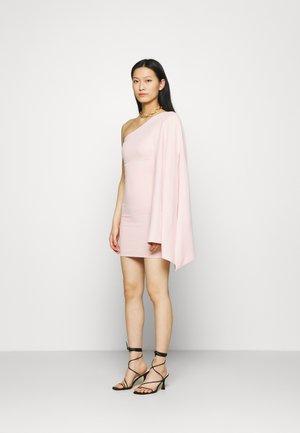 THE DAY BREAK MINI DRESS - Žerzejové šaty - pink