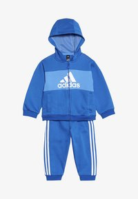 adidas Performance - Træningssæt - blue/white - 4