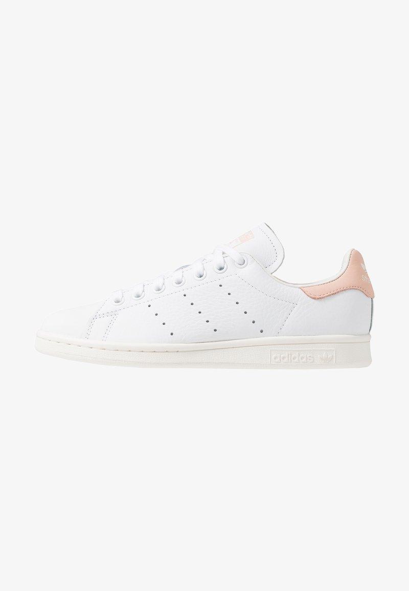 adidas Originals - STAN SMITH - Trainers - footwear white/vapor pink/offwhite