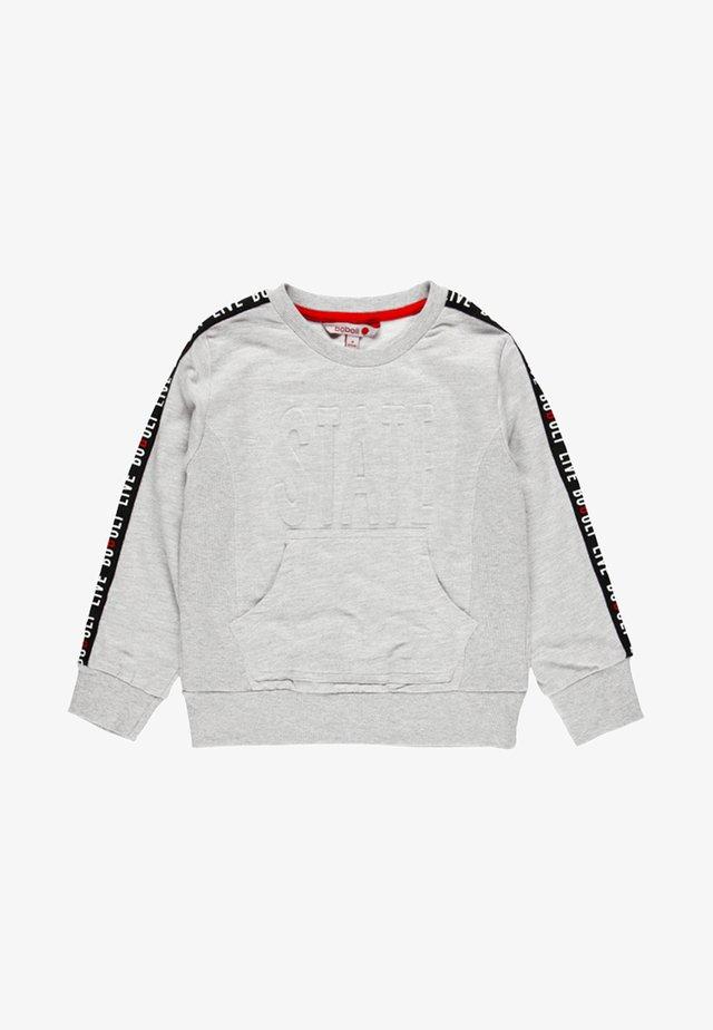 Sweatshirts - light melange grey