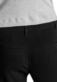 Marc Cain - CLASSIC - Trousers - black - 2