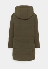 Esprit - PUFFER  - Winter coat - khaki green - 1