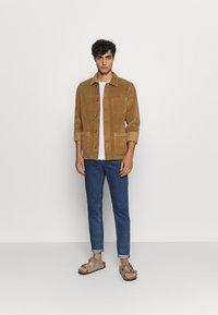 Cinque - STATION - Summer jacket - brown - 1