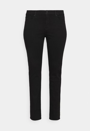 SHAPING STRAIGHT - Jeans Slim Fit - new ultra black