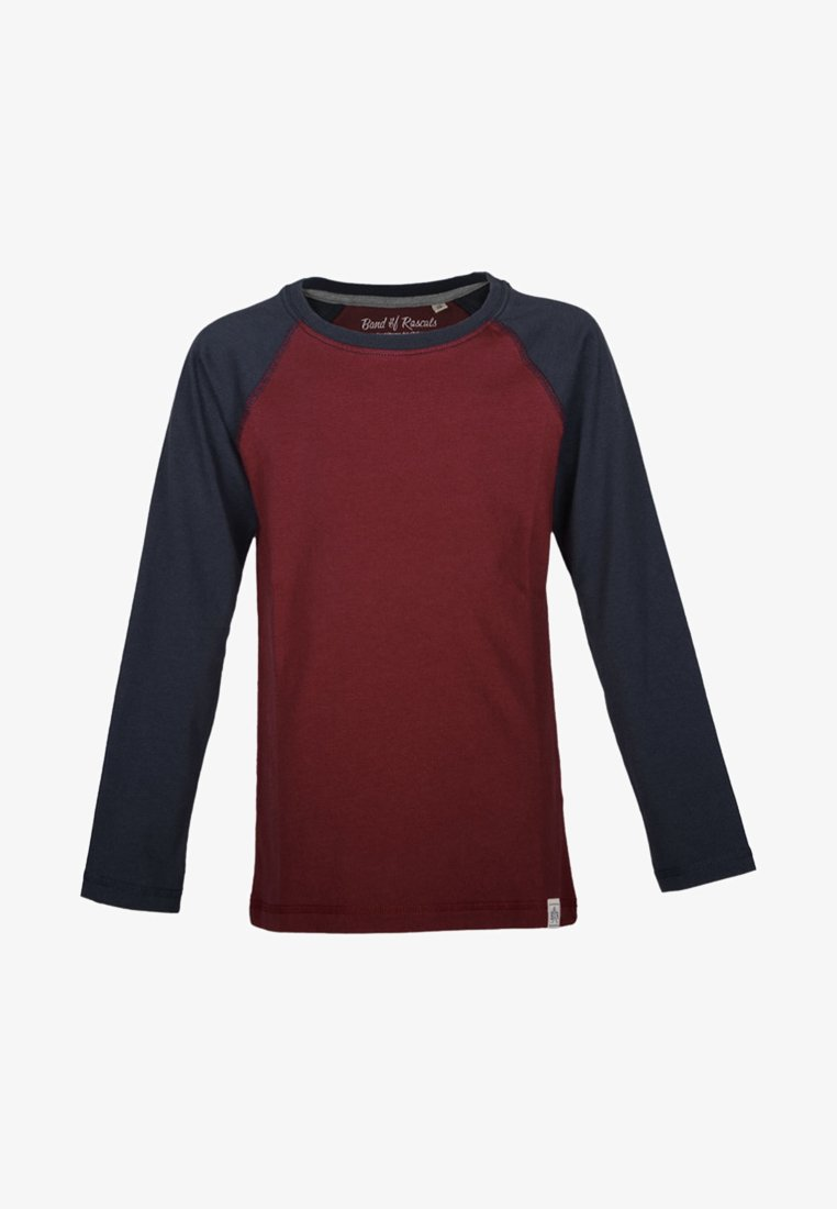 Band of Rascals - Long sleeved top - red/navy