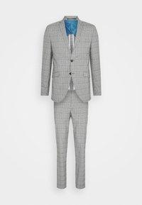 Selected Homme - SLHSLIM KYLELOGAN - Completo - light gray - 11