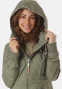 Ragwear - Waterproof jacket - green - 2