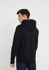 PS Paul Smith - HOODED DINO - Huppari - black - 2