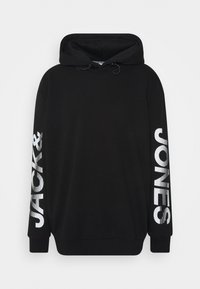 Jack & Jones - JCONITCH HOOD - Hoodie - black - 0