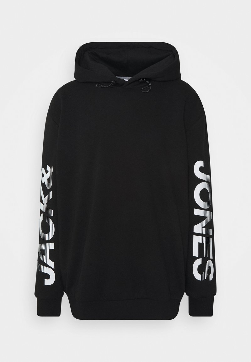 Jack & Jones - JCONITCH HOOD - Hoodie - black