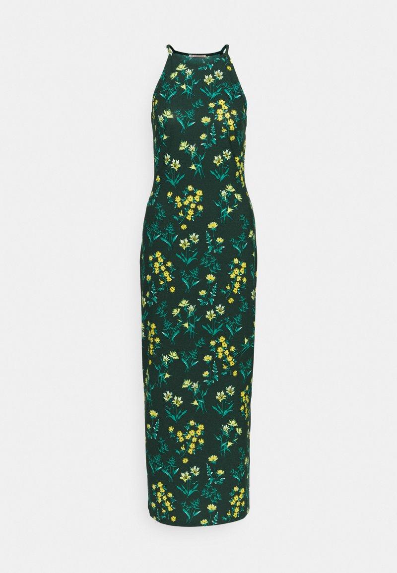 Anna Field - Maxi dress - dark green/multi-coloured