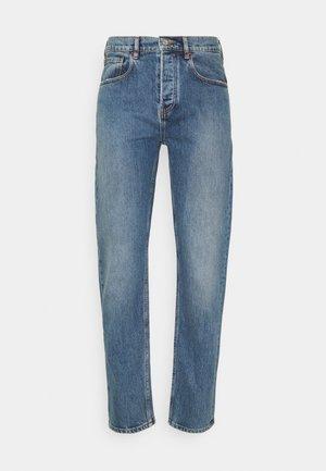 NORM - Straight leg -farkut - blue