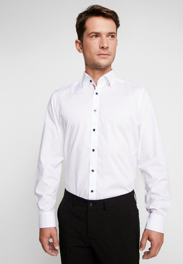 OLYMP LEVEL 5 BODY FIT  - Koszula biznesowa - weiss