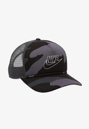 CAMO TRUCKER - Cap - dark grey
