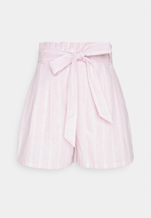 LORAIN  - Shorts - fragrant lilac