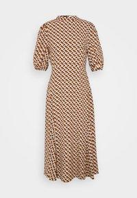 Diane von Furstenberg - NELLA - Denní šaty - chain caffe - 6