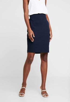 ELY - Mini skirt - navy