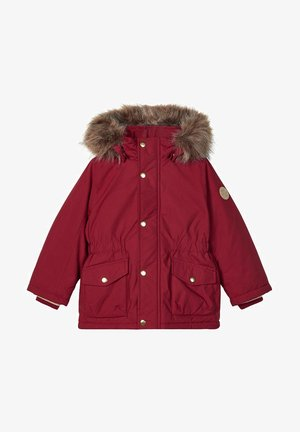 WATTIERTER - Parka - biking red