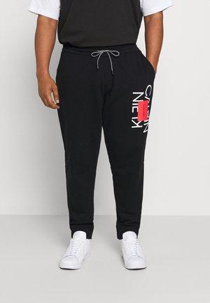 Teplákové kalhoty - ck black