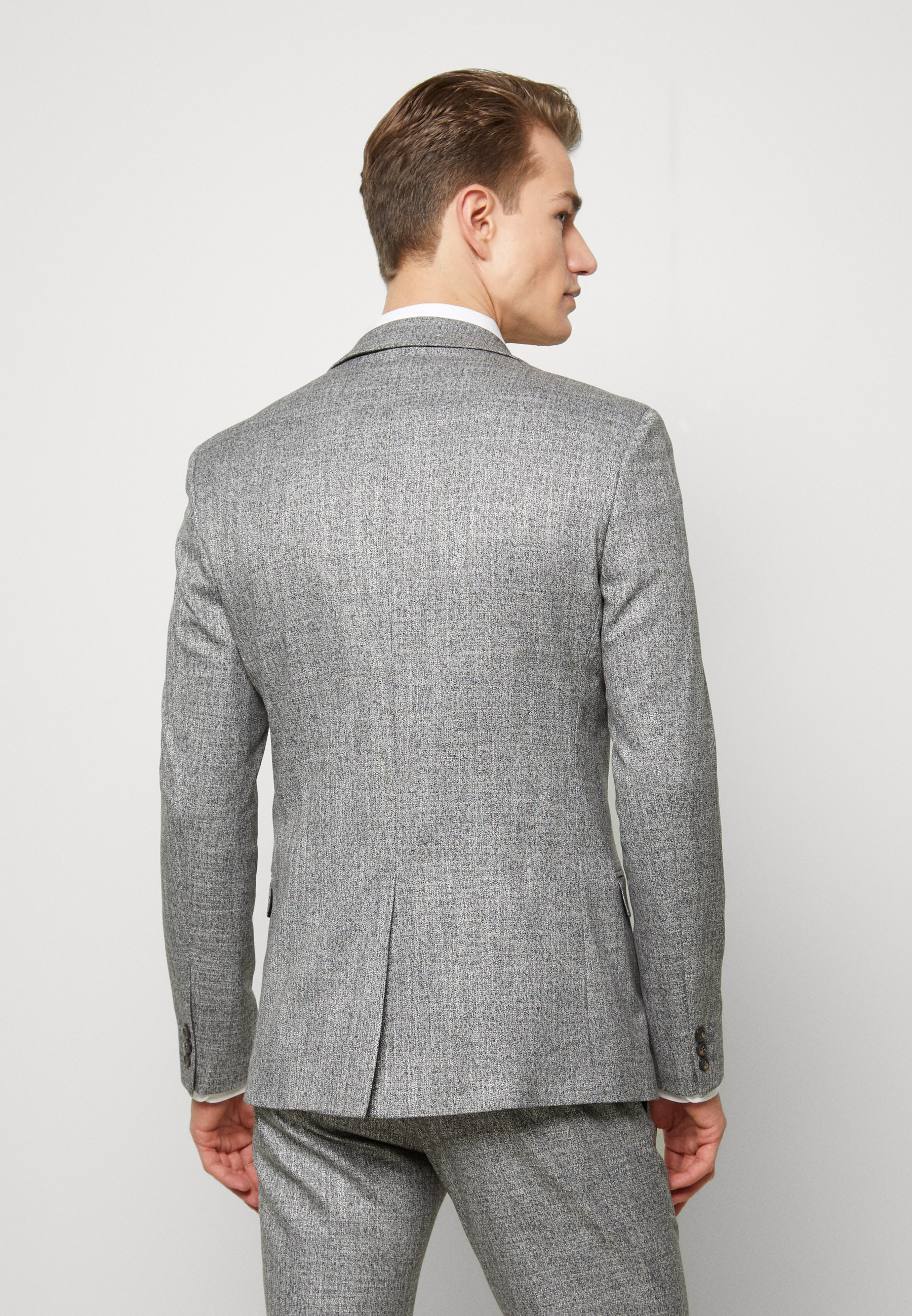 Homme HIGH TWIST STRUCTURE SUIT - Costume