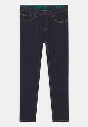 510 SOFT PERFORMANCE - Jeans Skinny Fit - dark-blue denim/dark blue