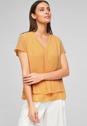 Blouse - sunny yellow