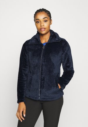 HERMILLA - Fleece jacket - navy