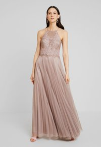 Mascara - Occasion wear - taupe - 0