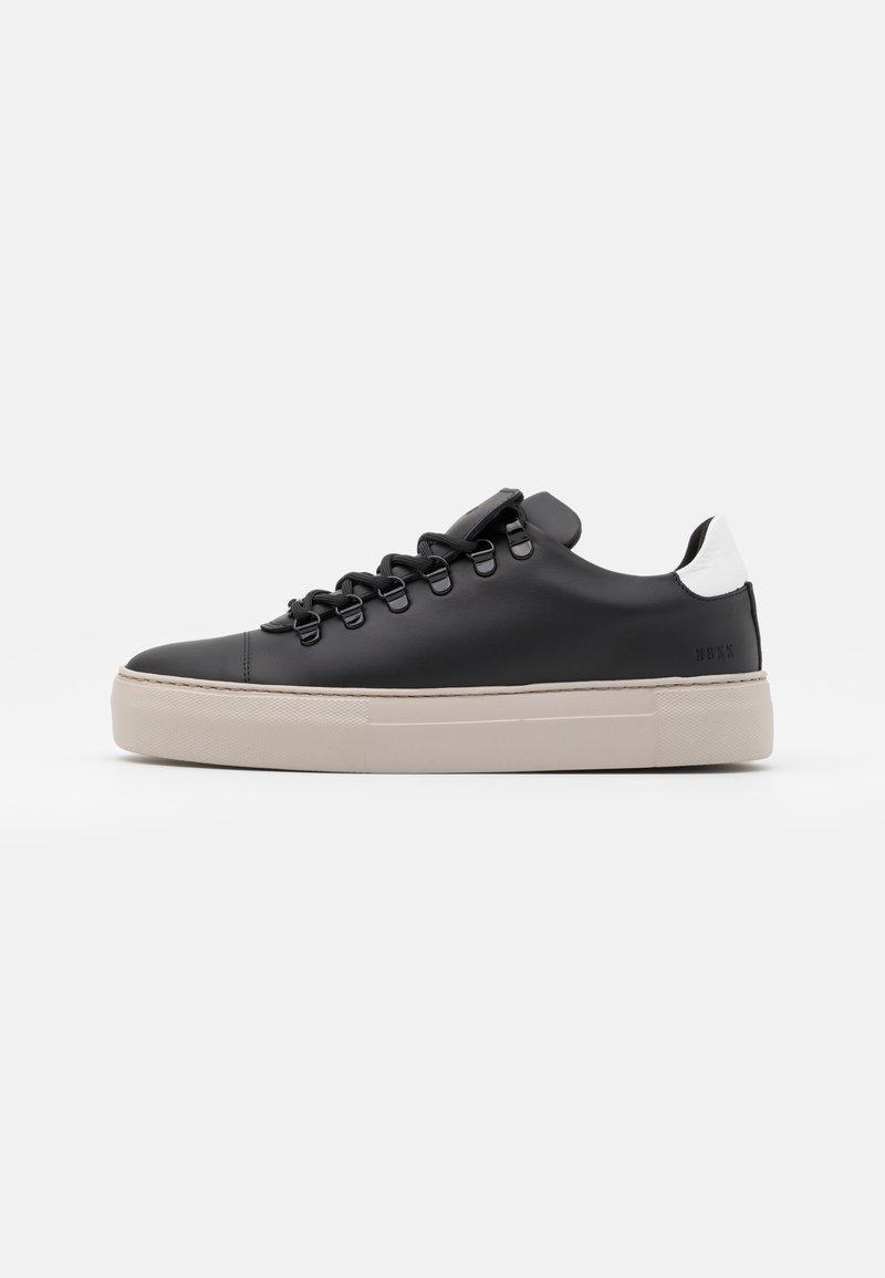 Nubikk - JAGGER CLASSIC - Sneakers basse - black