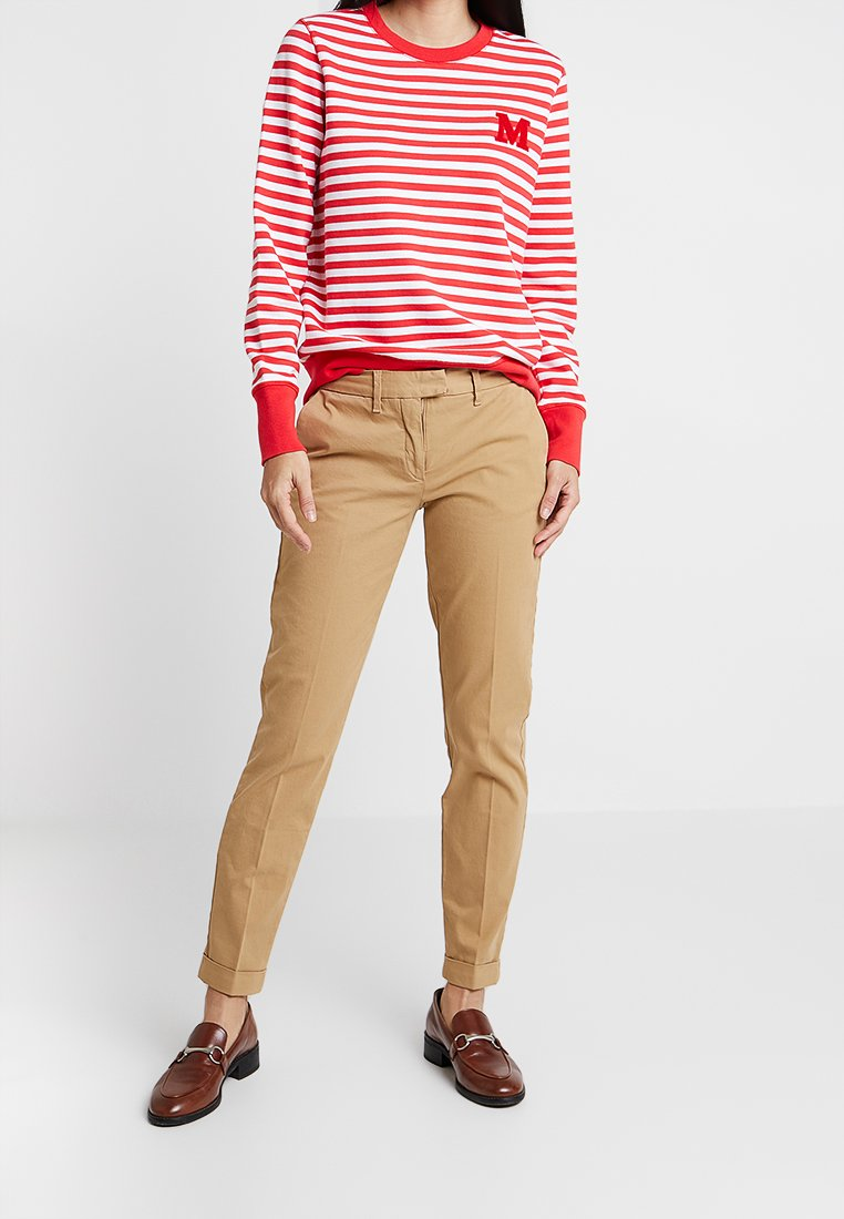 Tommy Hilfiger - HERITAGE - Pantalones chinos - classic camel