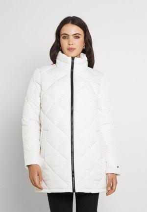 NMLAUDY LONG JACKET - Short coat - sugar swizzle