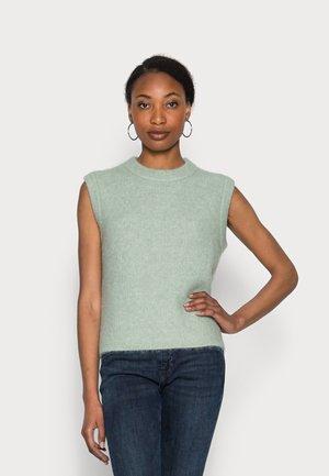 Jumper - pistachio gray