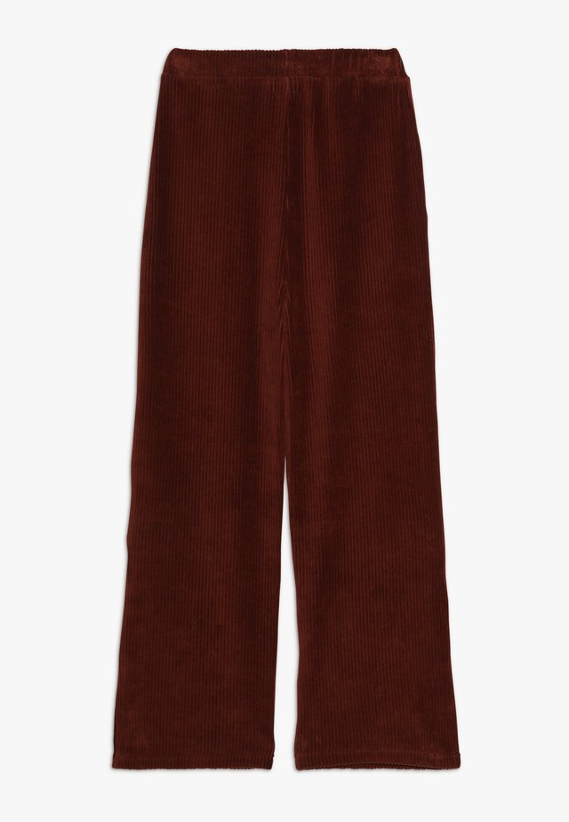 PANT  - Trousers - ginger