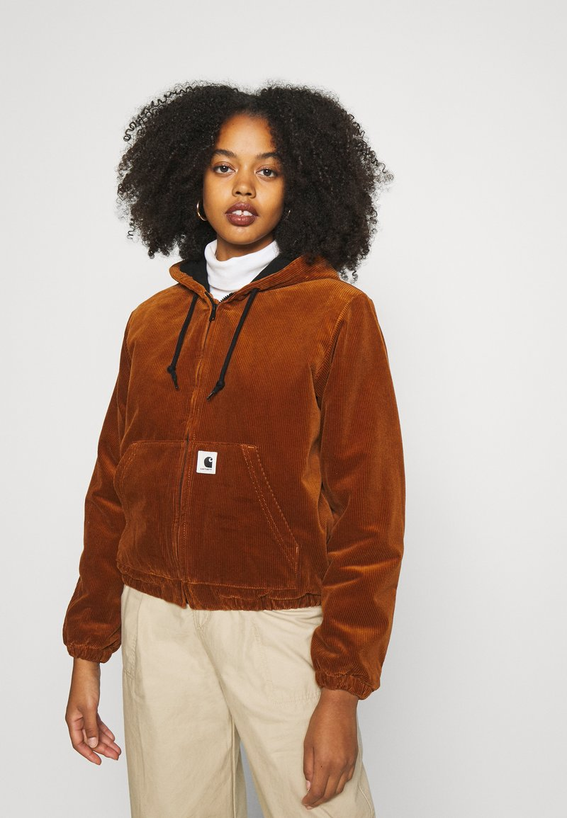 Carhartt WIP - TIMBER JACKET - Lehká bunda - brandy
