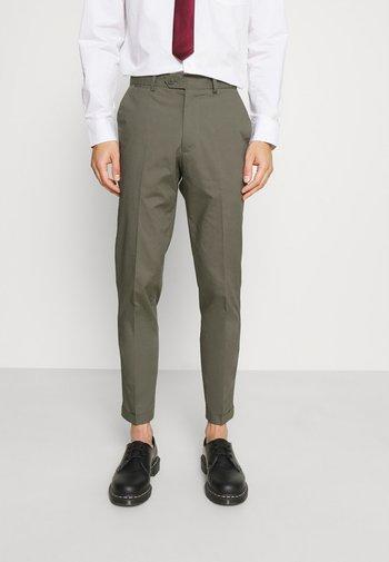 JPRLIGHT SID TROUSER - Pantalon classique - sedona sage