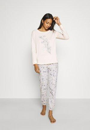 SET - Pyjama - pearl beige