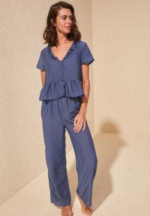 SET - Pyjama - navy blue