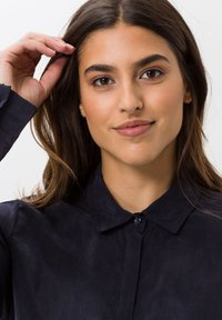BRAX - STYLE VAL - Button-down blouse - navy - 4