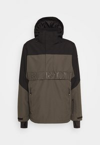 Brunotti - TRISTIN MENS JACKET - Snowboardová bunda - pine grey - 6