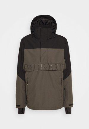 TRISTIN MENS JACKET - Snowboard jacket - pine grey